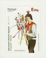 "MADEIRA // PORTUGAL MADEIRA- (2016)  -EUROPA 2014  -TEMA  "" INSTRUMENTOS MUSICALES""-  1 V. ADHESIVO - Europa-CEPT"