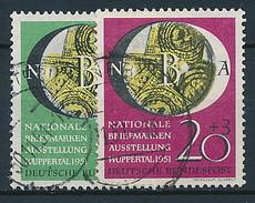 Bund. Nr. 141-142 ~ Michel 100,-- Euro - [7] Federal Republic