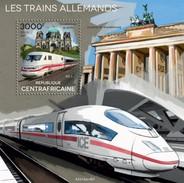 Centrafrica 2014, German Trains, Brandeburg, BF