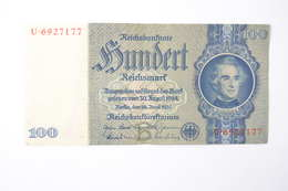 100 Reichsmark 1935 / Reichsbanknote 24 Juni1935 - [ 4] 1933-1945 : Troisième Reich