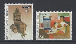 CHYPRE . YT 804/805  Neuf ** Europa  1993