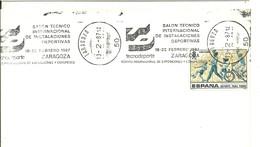 MATASELLOS 1987 ZARAGOZA - 1931-Hoy: 2ª República - ... Juan Carlos I
