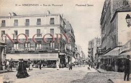 94 - Vincennes - Rue De Montreuil - Vincennes