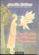 LAS COPLAS DE MERCEDES MONTELEONE LIBRO AUTOR AMALIA ESTEVEZ LONGSELLER ERREPAR AÑO 2000 191 PAGINAS - Poesía