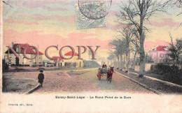 94 - Boissy Saint St Léger - Le Rond Point De La Gare - Boissy Saint Leger