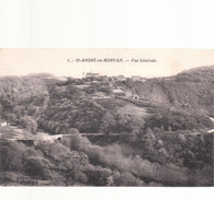 Carte Postale Ancienne De La Nièvre - Saint André En Morvan - Vue Générale - Frankreich