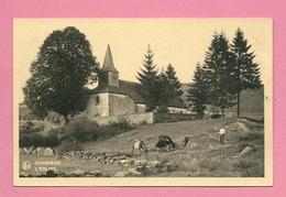C.P.  Chairière = L'  Eglise
