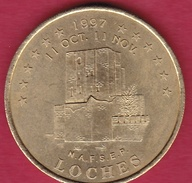 France - Loches - 1 Euro - 1997 - Euros Of The Cities