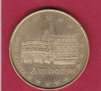 France - Amboise - 1 Euro - 1997 - Euros Of The Cities