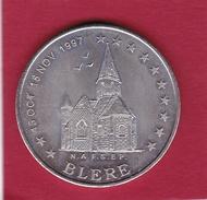 France - Bléré - 2 Euro - 1997 - Euros Of The Cities