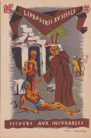 Santé - Léproserie XVème Siècle - Religion - Illustrateur Lavalley - Santé