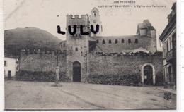 DEPT 65 : édit. Le Tréfle : Luz Saint Sauveur L église Des Templiers