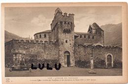 DEPT 65 : édit. L F A Toulouse : Luz  L église Des Templiers