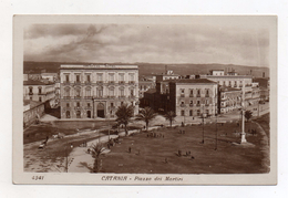 Catania - Piazza Dei Martiri - Non Viaggiata - Del 1910/1930 - (FDC4674) - Catania
