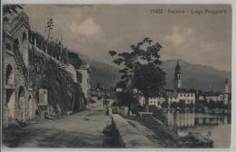 Ascona - Lago Maggiore - Strasse Nach Brissago - Photo: Wehrli - TI Tessin