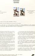 Andorre-1979-document De La Poste- Isard ( N°1)