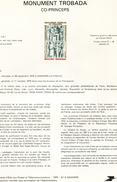 Andorre-1979-document De La Poste-co-principauté D'Andorre ( N°6)