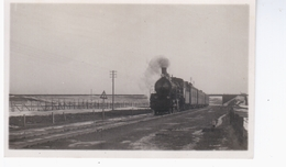 Daugavpils  Railway Eisenbahn Ca 1920 NICE OLD PHOTO 2 Scans - Lettonia