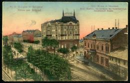Belgrad, GRUSS Aus, Um 1915, Hotel Moskau, Gebäude Rossia, - Serbien