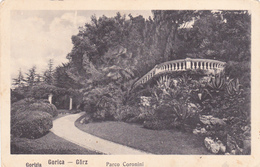 ITALIA - GORIZIA - GORICA, PARCO CORONINI - Gorizia
