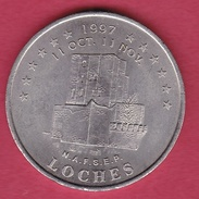France - Loches - 2 Euro - 1997 - Euros Of The Cities