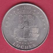 France - Loches - 2 Euro - 1997 - Euros Des Villes