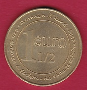France - Magasin Leclerc - 1½ Euro 1996 - Euros Of The Cities