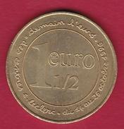 France - Magasin Leclerc - 1½ Euro 1996 - Euros Des Villes
