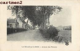 LA SELLE-SUR-LE-BIED AVENUE DES PLATANES 45 - Non Classificati