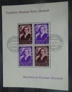 BELGIE  1937     Blok 7      Gestempeld     CW  45,00
