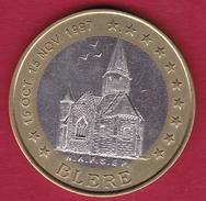 France - Bléré - 10 Euro - 1997 - Euros Of The Cities