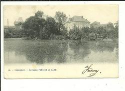Thourout - Thorhout - Torhout : Paysage Près De La Gare - Bertels N°10 - Torhout