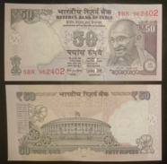 India - 50 Rupees 2017 UNC Old Lemberg-Zp - India