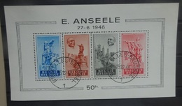 BELGIE  1948     Blok 26     Gestempeld     CW  95,00