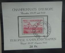 BELGIE  1950     Blok 29     Gestempeld     CW  50,00