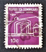 POSTE AERIENNE 1967 - OBLITERE - YT PA 191 - MI 884 - República Dominicana