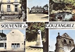 95-GOUZANGREZ-MULTIVUES - France