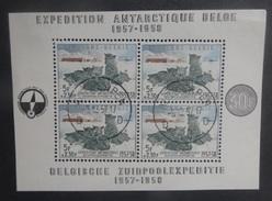 BELGIE  1957     Blok 31     Gestempeld     CW  140,00