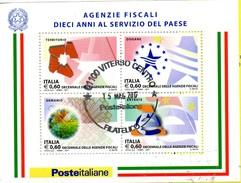 PIA - ITA -REPUBBLICA :  2011 - Agenzie Fiscali  -  (SAS  67)