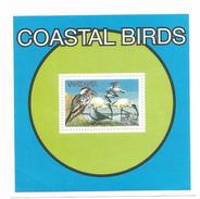 1997 Tanzania Coastal Birds Hornbill Souvenir Sheet  MNH - Tanzania (1964-...)