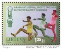 Lietuva Litauen 1998 MNH ** Mi. Nr. 669
