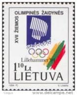 Lietuva Litauen 1994 MNH ** Mi. Nr. 547 - Lithuania