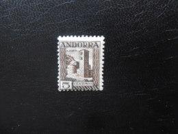ANDORRE ESPAGNOL : N° 29 Neuf* (charnière)