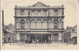 BOULOGNE SUR MER - Théâtre Municipal - Boulogne Sur Mer