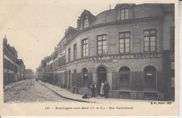 BOULOGNE SUR MER - Rue Damremont - Boulogne Sur Mer