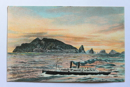 Sunrise, Three Kings Islands, Where Elingamite Was Wrecked On 9 November 1902. Frisco Mail Steamer, NEW ZEALAND - New Zealand