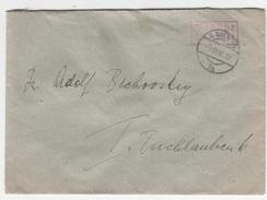 Gebühr Bezahlt Postmark On Ordinary Letter Cover Travelled 9. VIII. 1945. Locally Wien B160720 - Lettres & Documents