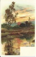 Winkler & Shorn Sonnenschein Serie 99115 - Postales
