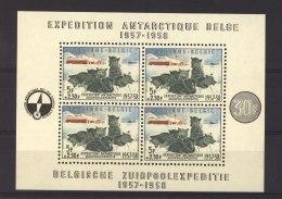 Belgique  -  Blocs  :  COB  31  **