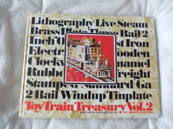 Toy Train Treasury Vol. 2 The Shempp Collection - Books On Collecting